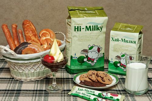 Молоко Хай милки